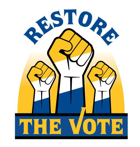 Have your voting rights been restored