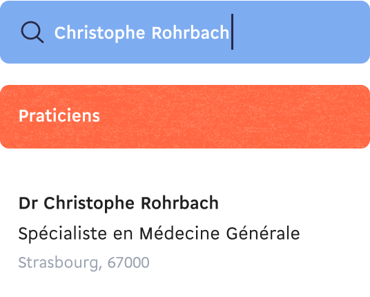 Photo du Docteur Rohrbach
