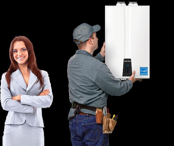 Navien Tankless Hot Water Heaters