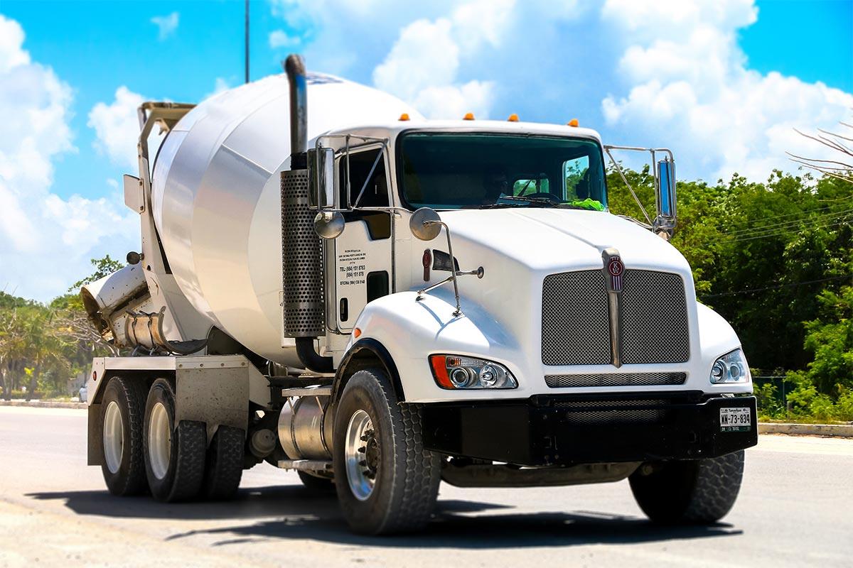 Worldwide Concrete Mixer Trucks