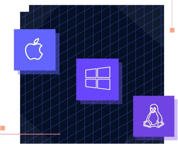 Multiplatform Logos