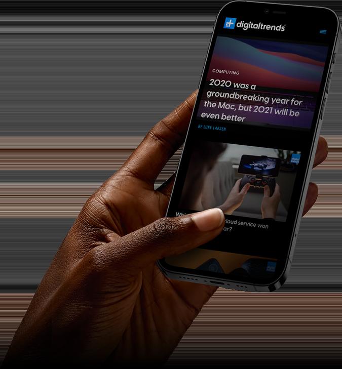 Digital Trends Mobile Browser