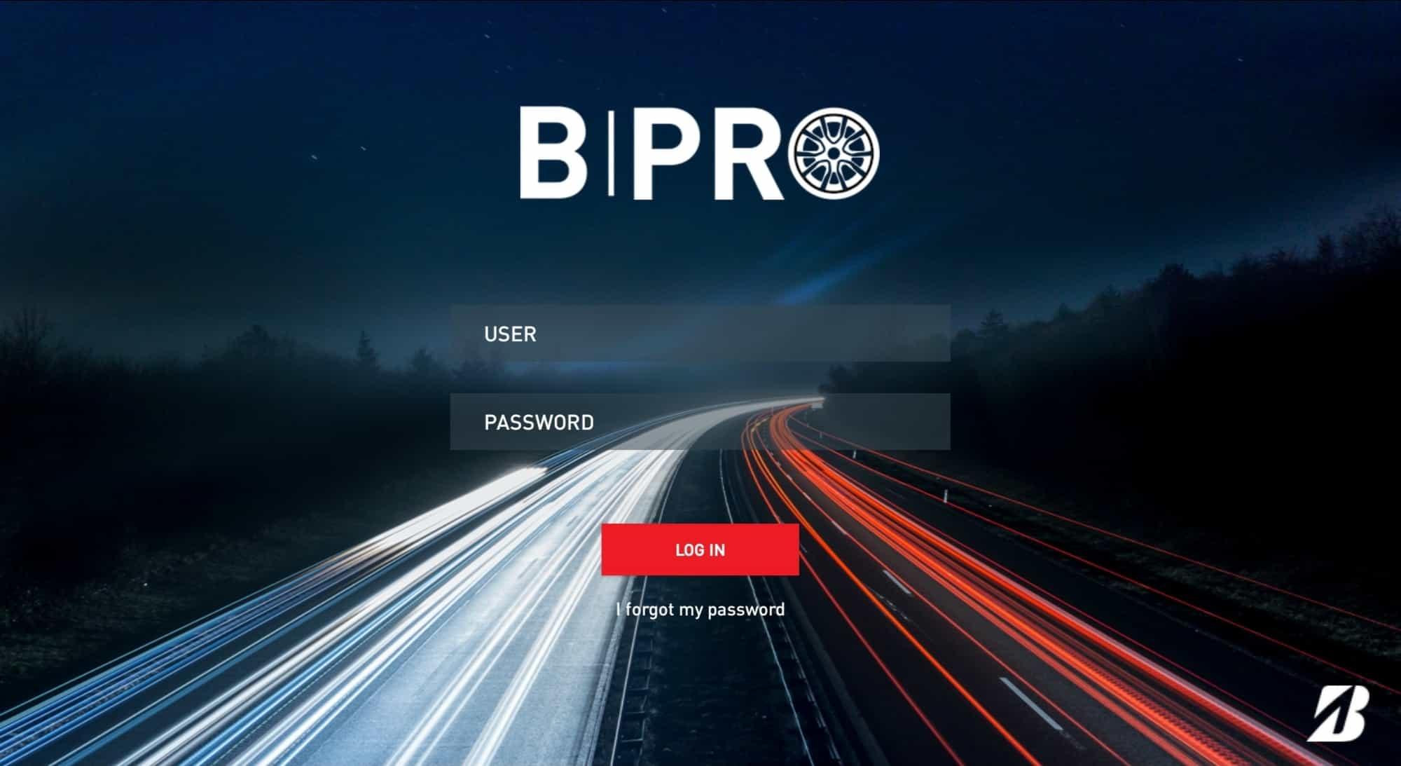 BPro app screenshot