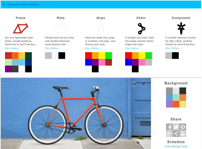 Mission – custom bikes