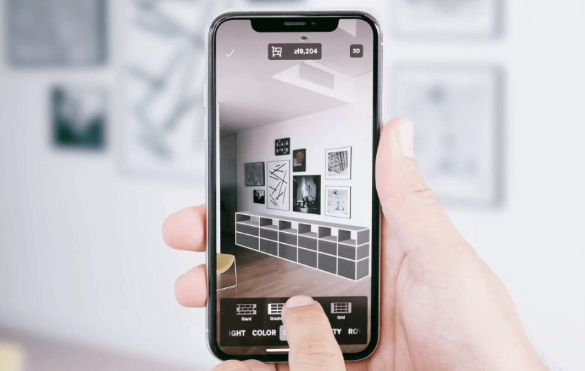 Tylko app - perfect fitting furniture