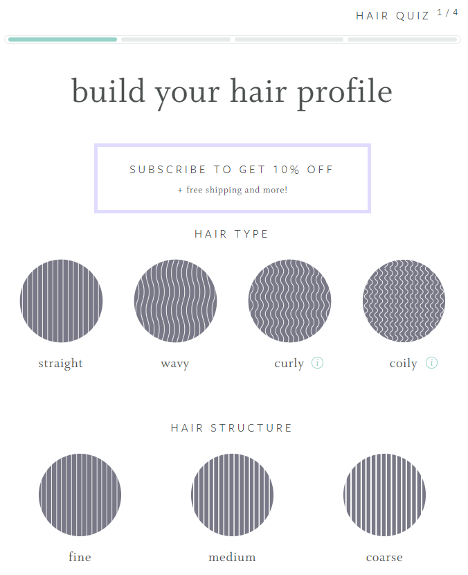Function Of Beauty – hair care