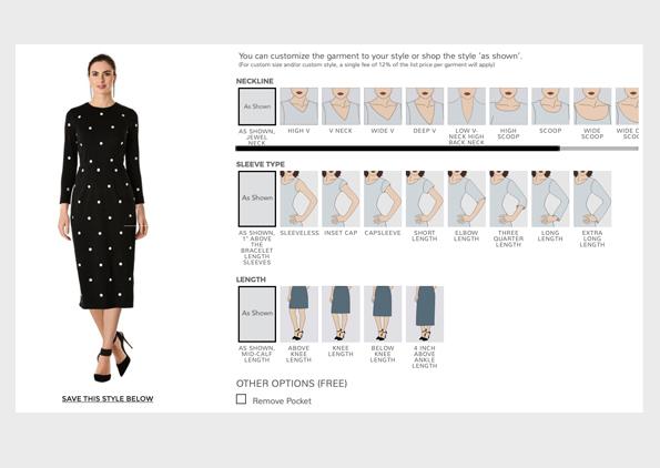 eShakti–online clothes designing