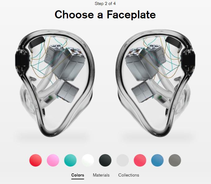 Revols –custom wireless headphones