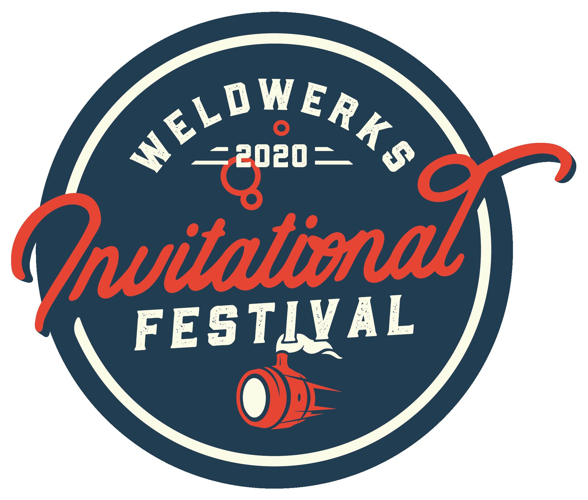 weldwerks invitational 2020 badge