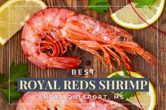 Royal Red Shrimp - Best Royal Reds Shrimp near Gulfport, MS