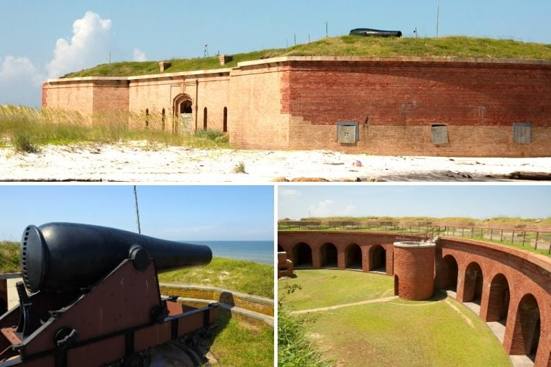 Hotels near ship island excursions | Fort Massachusetts on Ship Island