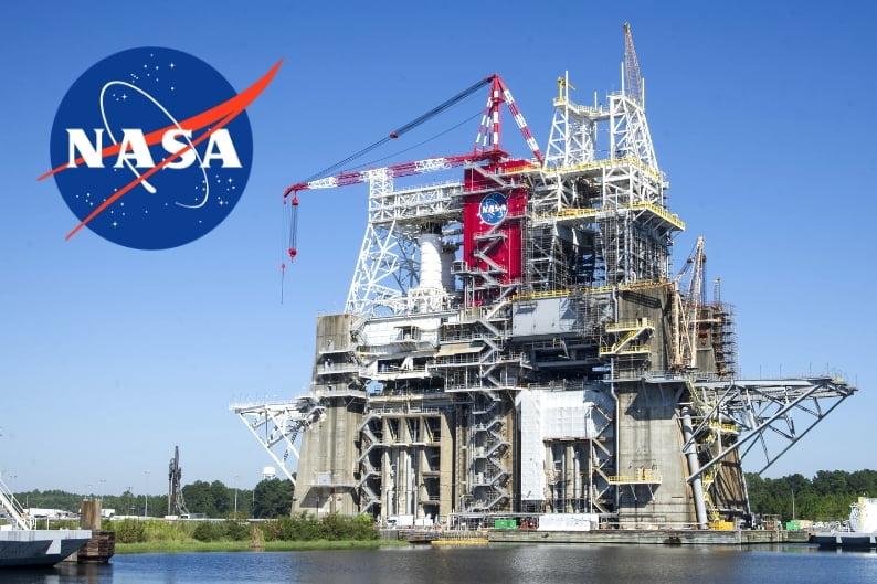 Stennis Space Center - Test Stand