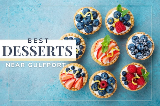 Delicious fruit tarts - Best Desserts near Gulfport
