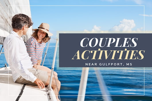 Couples in a cruise - Couples activities near Gulfport, MS