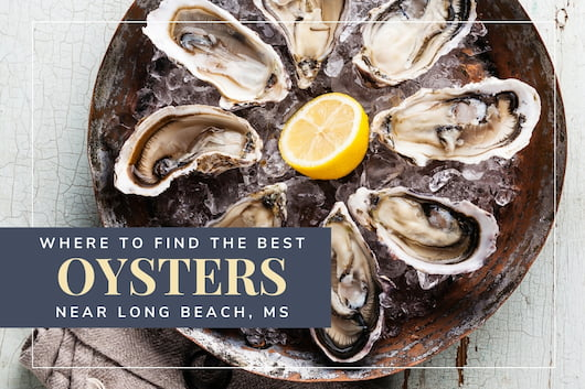 Where to find the best oysters near Long Beach, MS - Oyster Platter