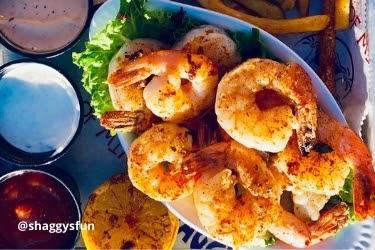Shaggy's Shrimps