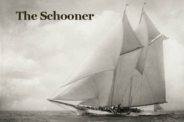 The Schooner Boat