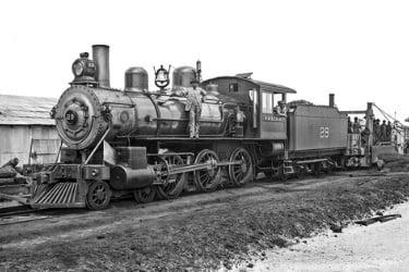 Gulf & Ship Island R.R. Engine #29