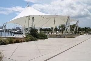 Leo Seal Educational Plaza at Jones Park