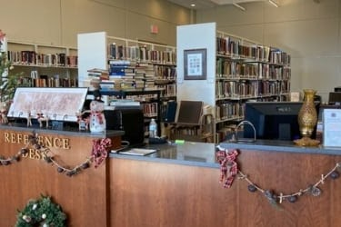 Library's Reference Desk