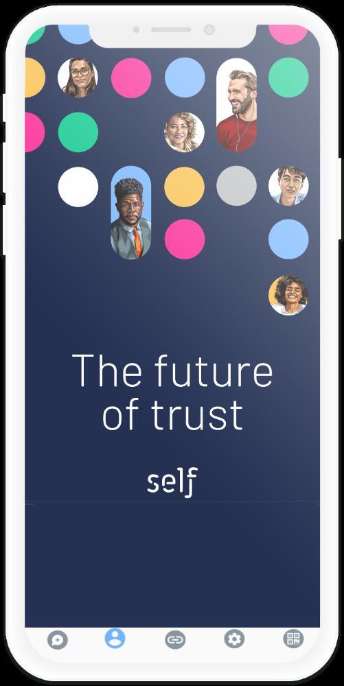 Self app homescreen