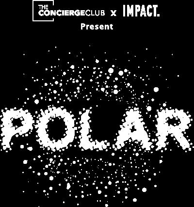 Polar, the enchantment of lights logo