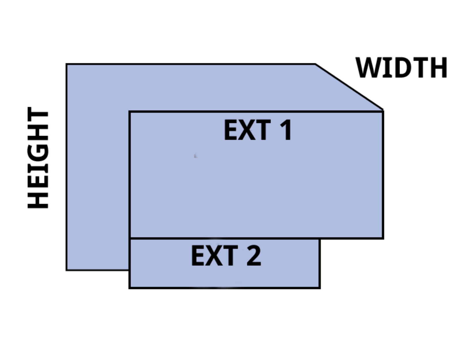 30 inch stack it window well illustration