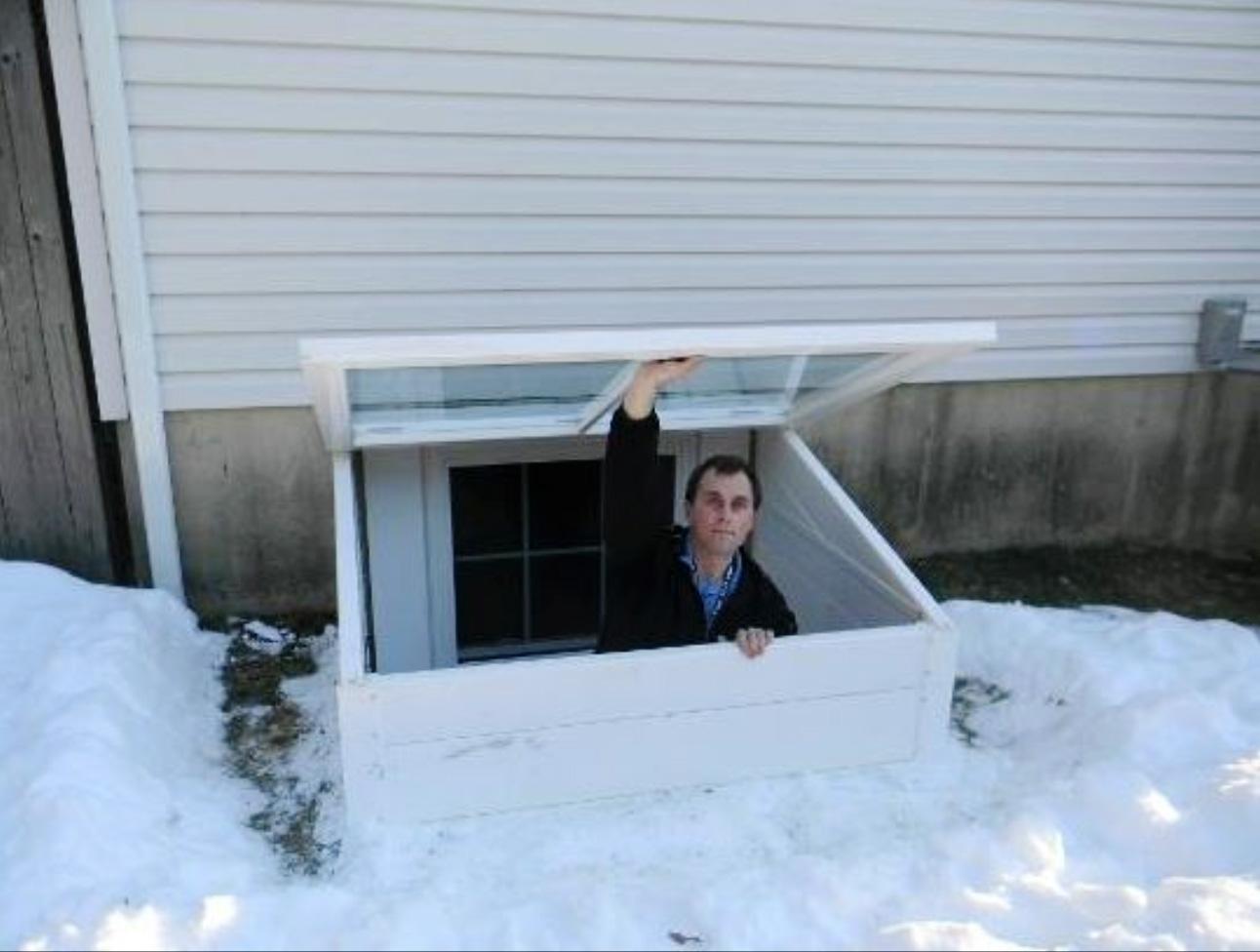 Vinyl Window Wells contact page safe window wells image