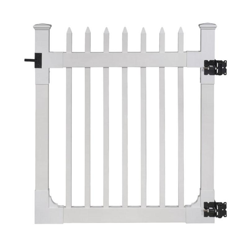 Vinyl Window Wells white vinyl fence gate