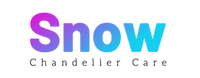 Snow Chandelier Care logo
