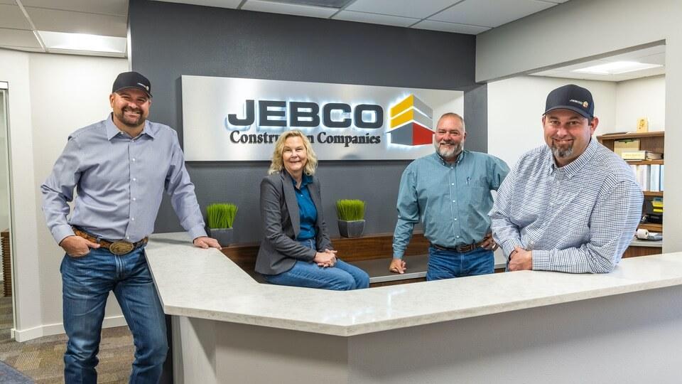 JEBCO Construction Office