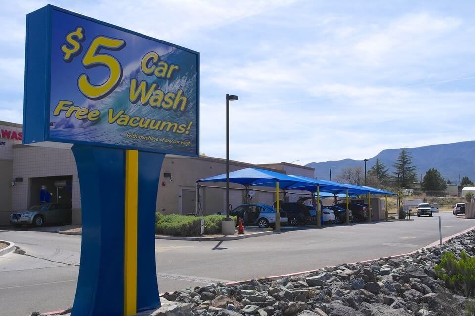 Arizona Commercial Contractor Delivers Clean Tech to Cottonwood Car Wash