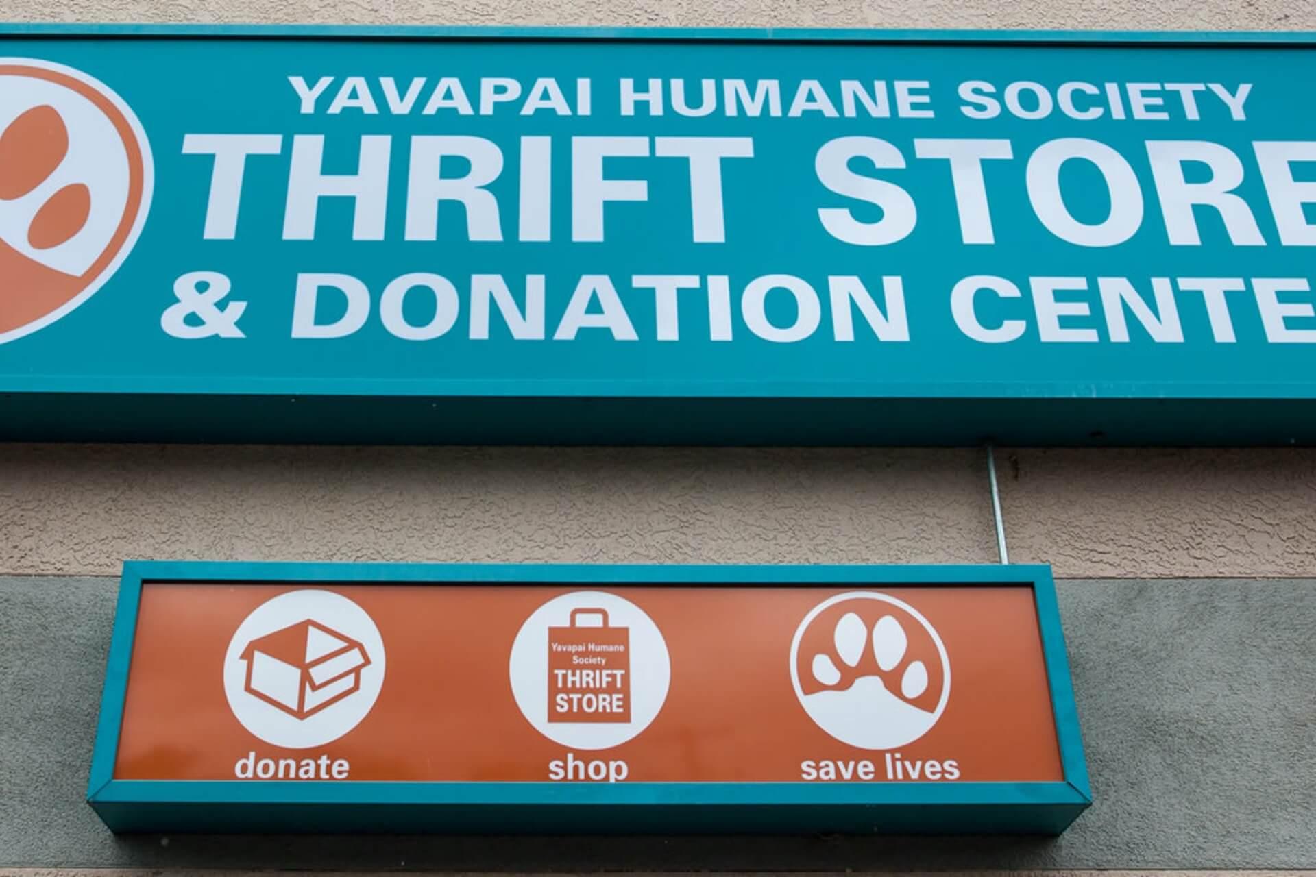 Yavapai Humane Society Thrift Store