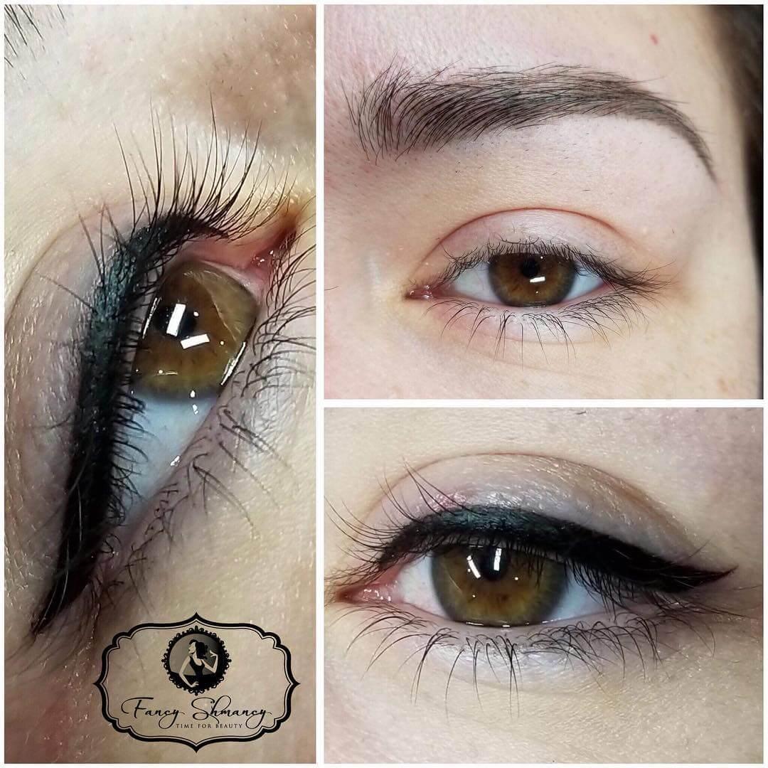 Thin Black Healed Classic Eyeliner