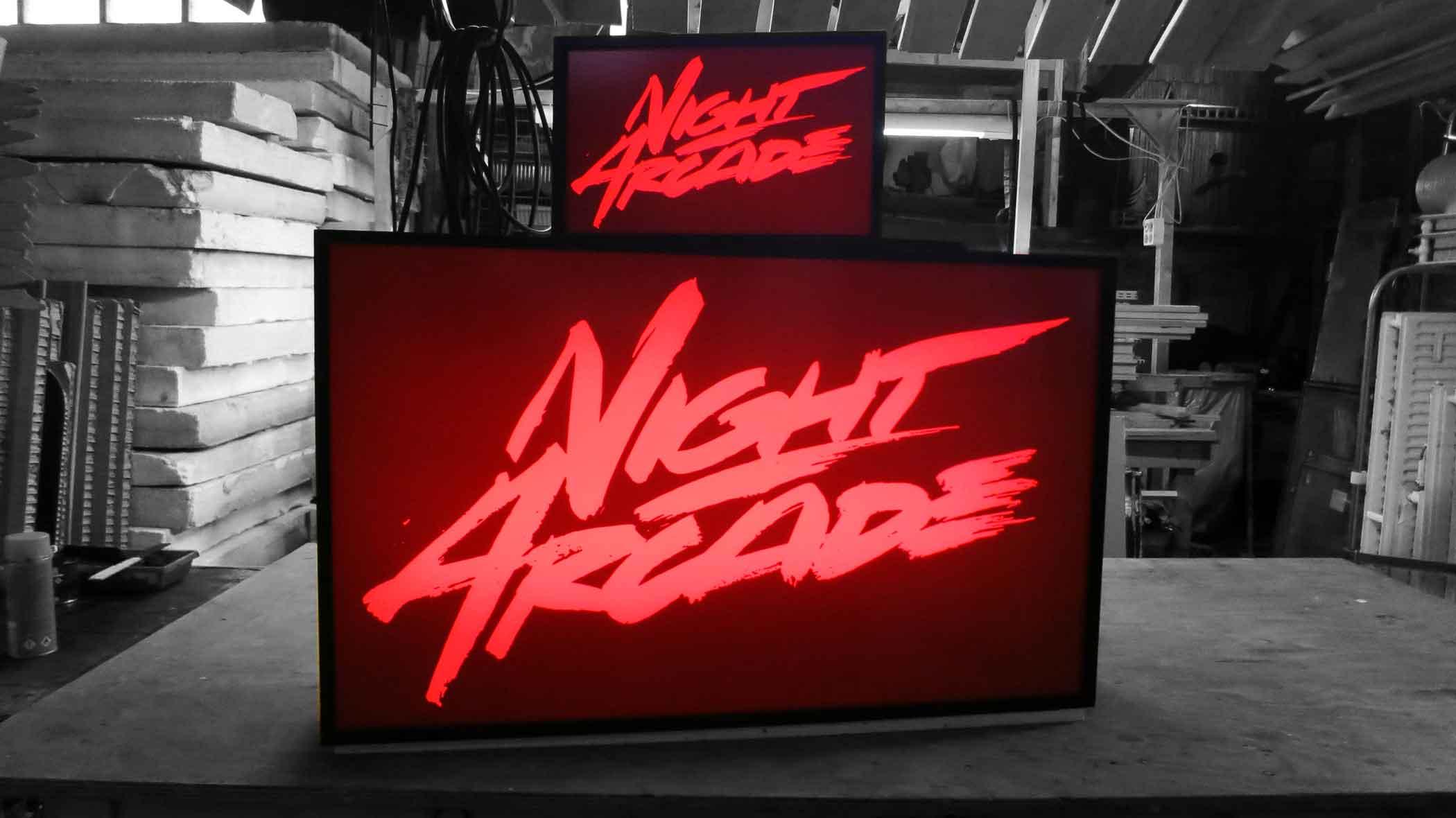 Night Arcade