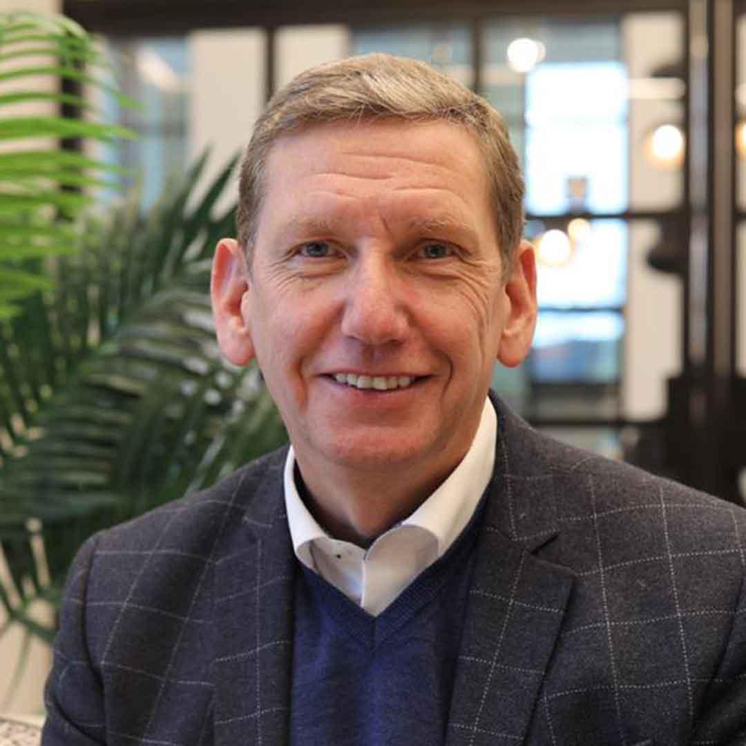 photo of Paul Shearing