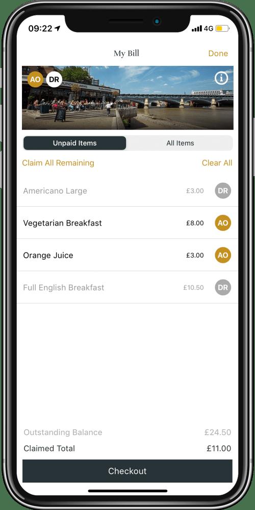Drive Revenue with Digital Bar Tabs