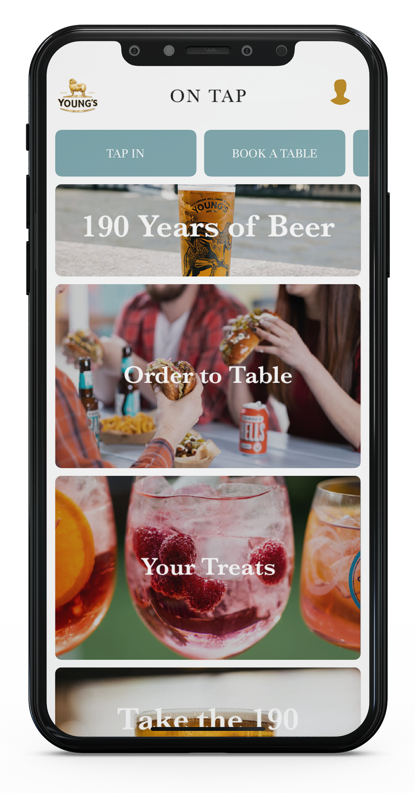 App Solutions for Hospitality