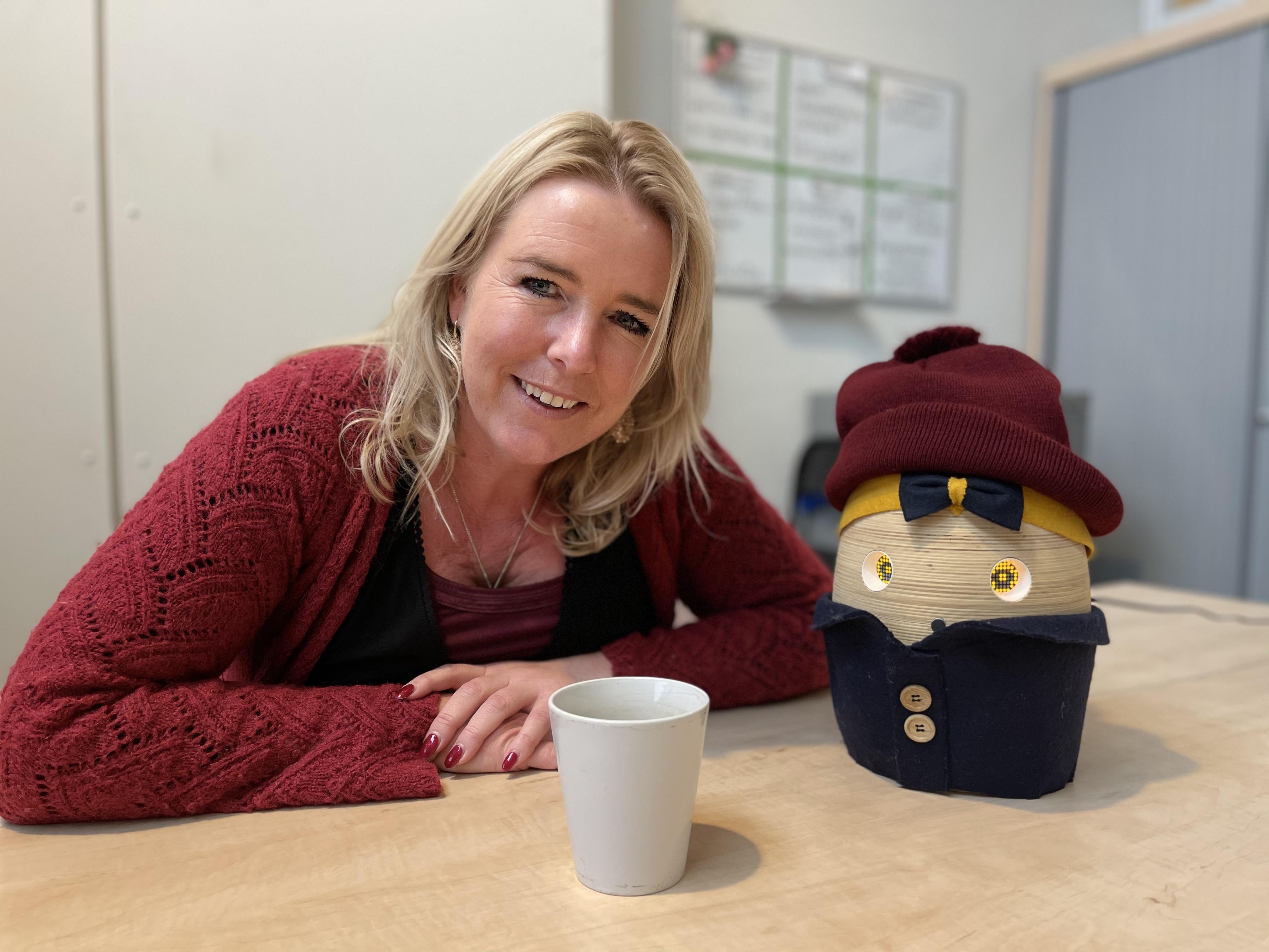 Else met haar Tessa zorg wijkverpleging case management