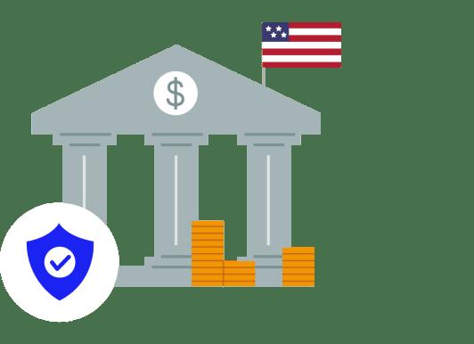 USDC respaldado por dólares