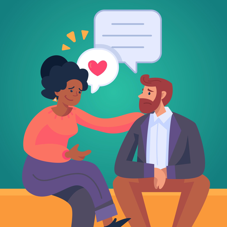 Empathetic Listening illustration