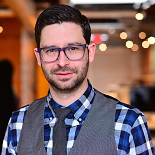 Aron Levitz, Head of Wattpad Studios, Wattpad