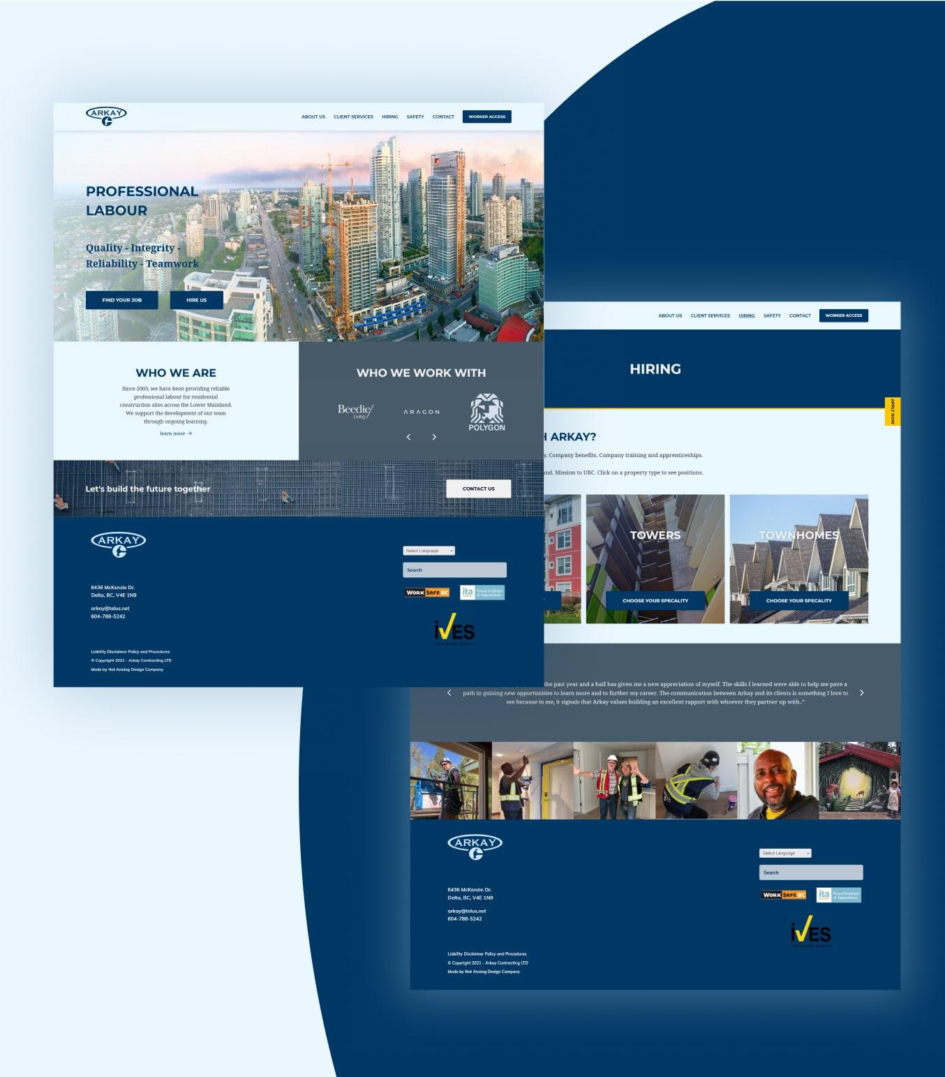 Arkay Contracting Ltd