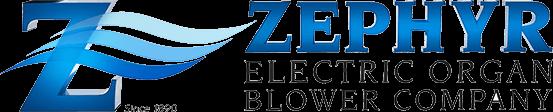 Zephyr Electric Organ Blower Company