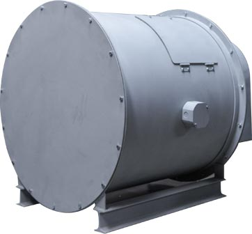 Pipe Organ Drum Blower - Zephyr Electric Blower Company