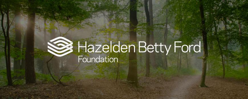 Hazelden Betty Ford Foundation Header