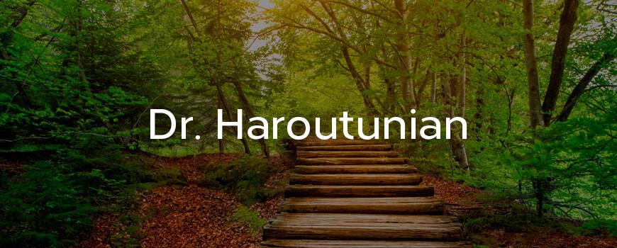 Dr. Haroutunian