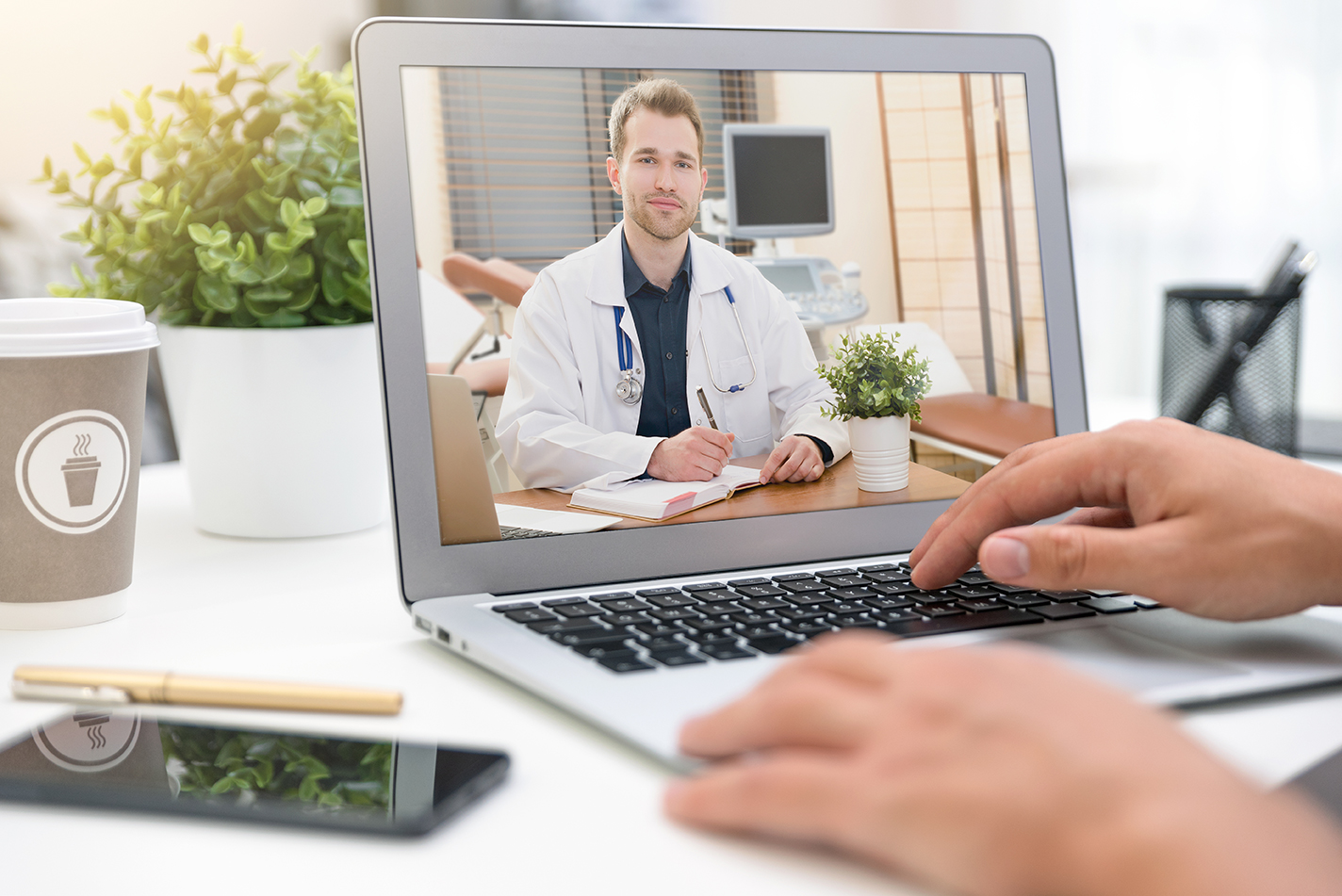 Telehealth Services for Addressing Mental Health