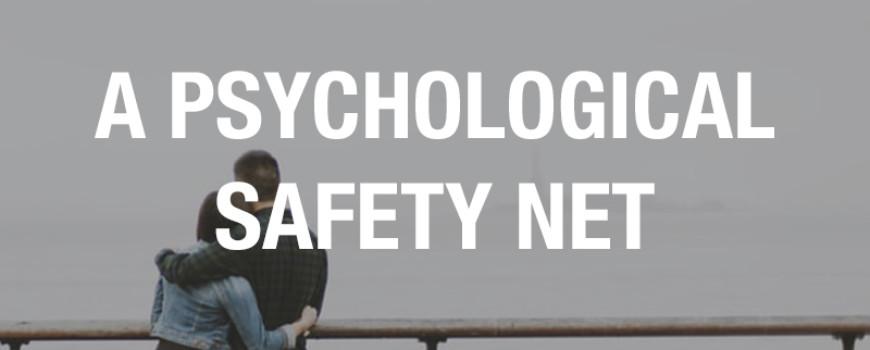 A Psychological Safety Net - Sober Stories
