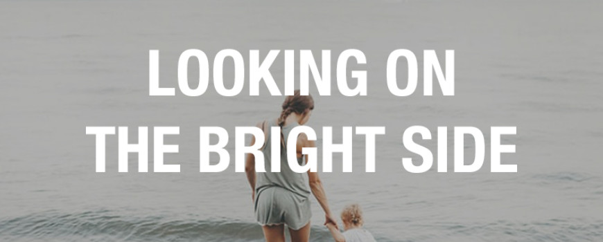 Looking on the bright side - Sober Stories